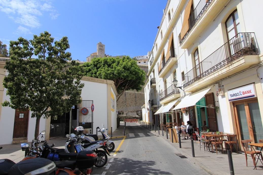 Eivissa, Hauptstadt von Ibiza