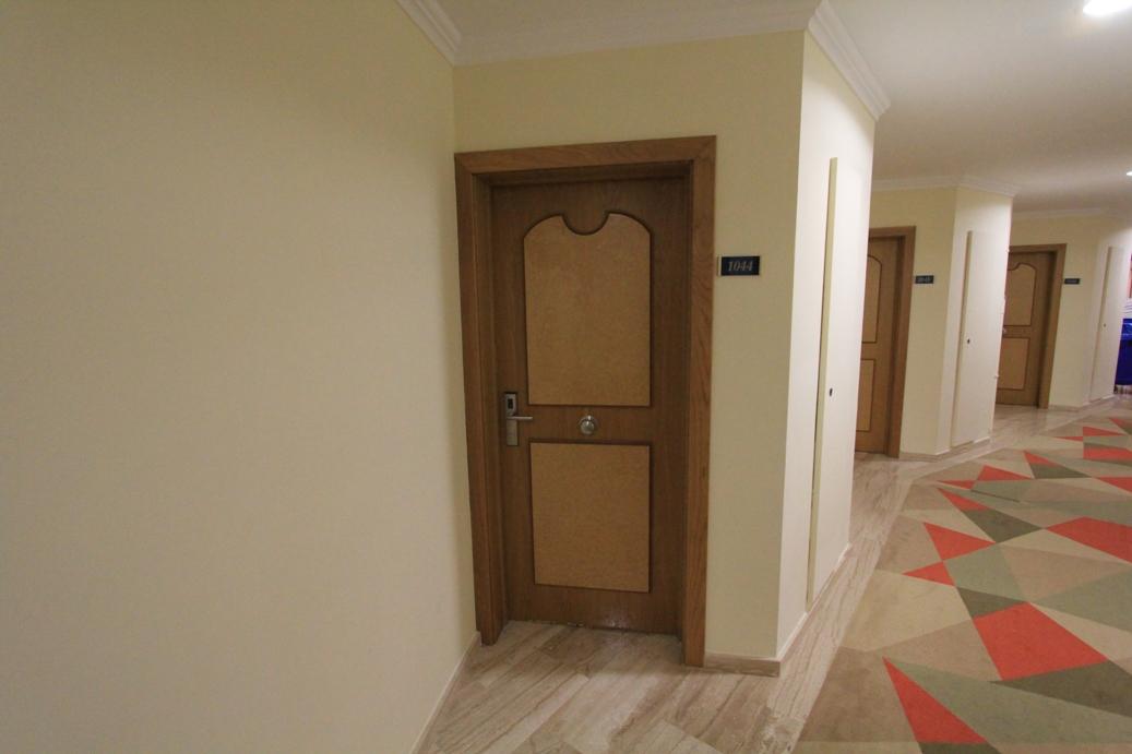 Unsere Zimmernummer 1044