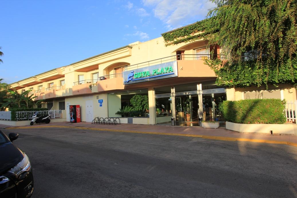 Haupteingang Hotel