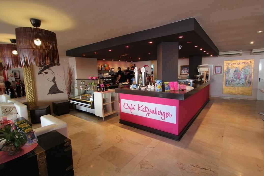 Café Katzenberger, Santa Ponça