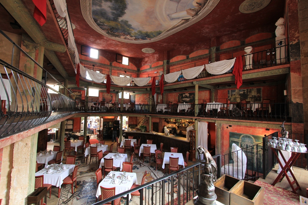Restaurant Satyricon, Alcudia
