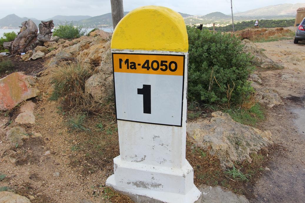 Beim Far de Capdepera, Cala Rajada