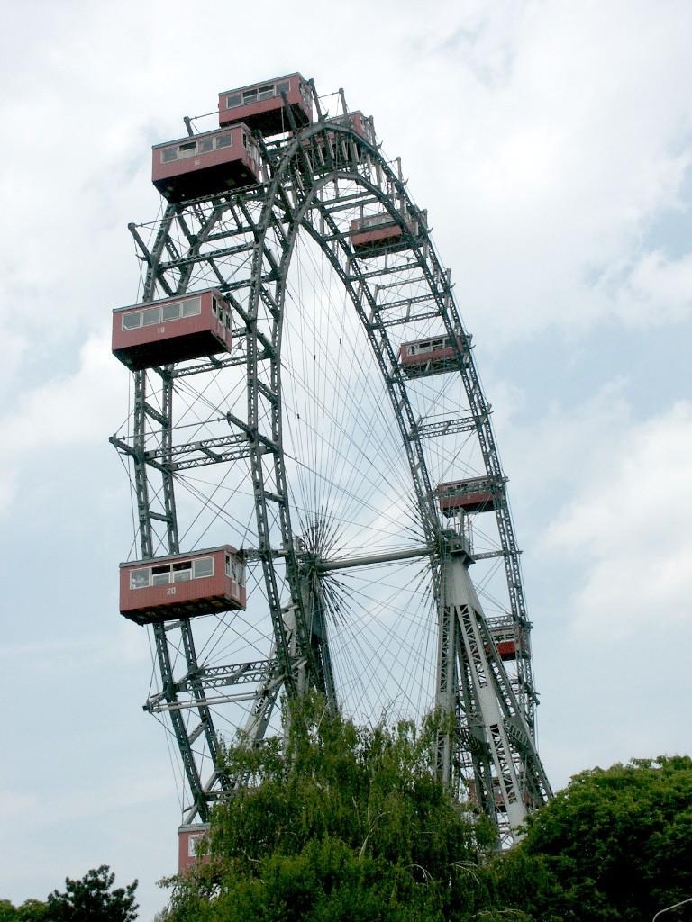 Riesenrad im Prater, Wien