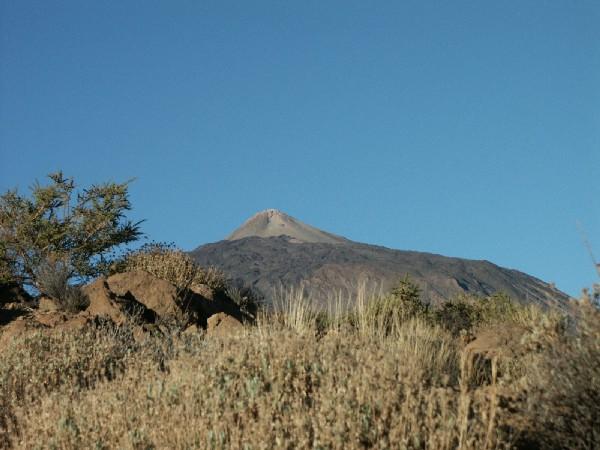 Pico del Teide, 3718 m.ü.M