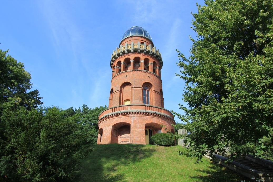 Ernst-Moritz-Arndt Turm in Rougard