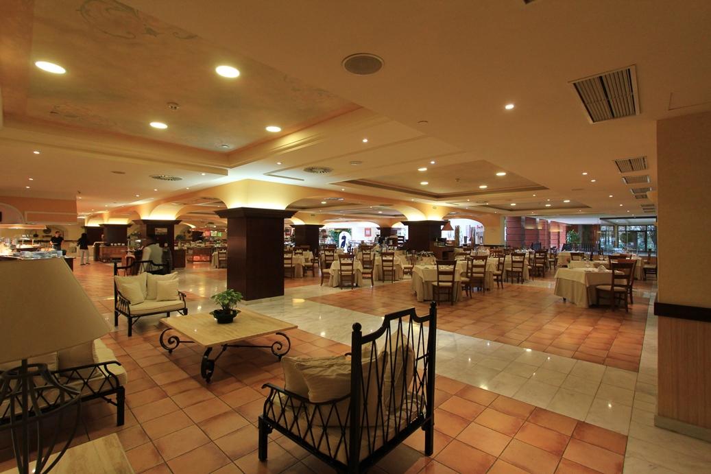Speisesaal Hotel Gran Tacande