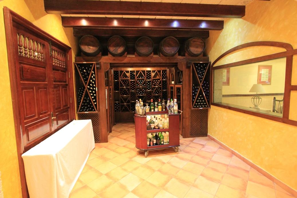 Weinkeller Hotel Gran Tacande